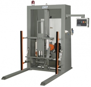 Vertical Door Loader or Door Re-Stacker